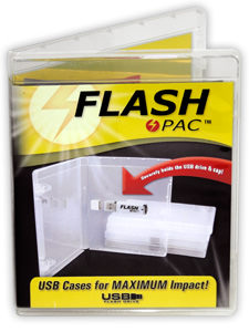 The Flash Pac™ USB Case