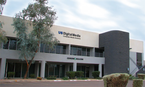 US Digital Media Building