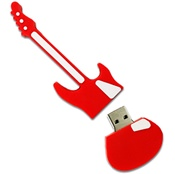 Rocker Guitar-Shaped