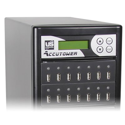 Accutower Flash VX Standalone USB Duplicator